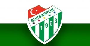 Bursaspor 'Olağan İdari ve Mali Genel Kurul' yapıyor