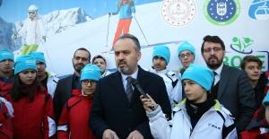Büyükşehir'le Uludağ keşfi