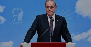 """CHP Genel Başkan Yardımcı Faik Öztrak: """"Ülkemizi devasa bir para yıkama makinesi haline getirdiler"""""""