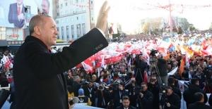 """Cumhurbaşkanı Erdoğan: """"Önümüzdeki aylarda 20 Bin Öğretmen ataması daha gerçekleştirilecek"""""""