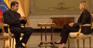 """Maduro BBC'ye konuştu: """"Krizin sorumlusu ABD, Trump yönetimi aşırı uçta görüşlere sahip bir çete"""""""