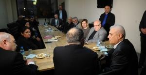 """Mustafa Bozbey: """"Barış herkese lazım"""""""