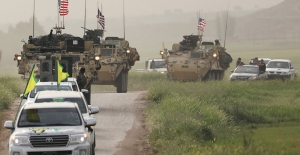 """Saray Sözcüsü Sarah Sanders, """"200 ABD askeri, Türkiye'nin Suriye'ye olası operasyonunu engelleyemez"""""""