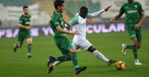 Spor Toto Süper Ligi 20. Hafta: Bursaspor 0-0 Konyaspor