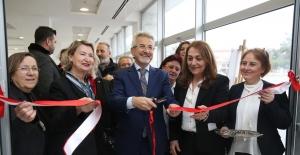 Turgay Erdem, ''Martın Sonu Bahar'' sergisini açtı