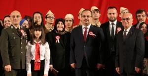 18 Mart Şehitleri Anma Günü ve Çanakkale Deniz Zaferi'nin 104. Yıldönümü Bursa'da Törenlerle Kutlandı