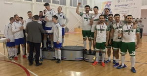 Akkuyu Nükleer futbol takımı, Atomiada - 2019'dan bronz madalya ile döndü