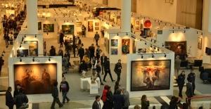 ArtAnkara 5. Çağdaş Sanat Fuarı yoğun ilgi gördü