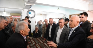 """Başkan Adayı Bozbey: """"Bursa 31 Mart'ı bekliyor"""""""