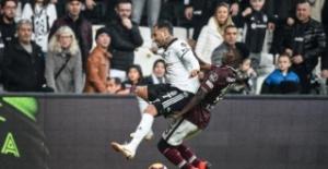 Beşiktaş tek golle güldü