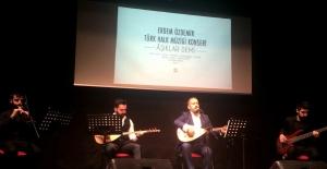 Erdem Özdemir'den müzik ziyafeti