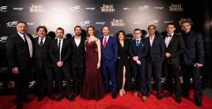 Türk İşi Dondurma Filminin galası yapıldı