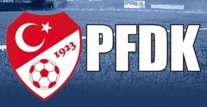"""Bursspor """"Profesyonel Futbol Disiplin Kurulu""""na (PFDK) sevk edildi"""