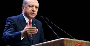 """Cumhurbaşkanı Erdoğan: """"Kimsenin Türkiye'nin huzur iklimine zarar vermesine müsaade etmeyiz"""""""