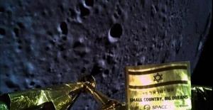 İsrail'in uzay aracı Ay'a çakıldı