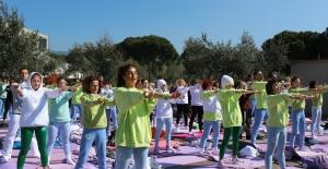 İzmir Değişim Şöleni  12 - 123 - 14 Nisan'da