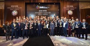 Kimya Sektöründe başarılı 84 ihracatçı firma ödüllendirildi