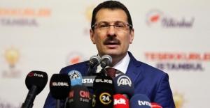 Sekiz maddede AKP'nin  YSK'ya 'olağanüstü itiraz' dilekçesi