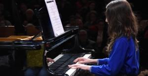 Türkiye'nin en büyük piyano maratonu