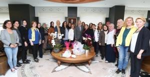 Başkan Erdem: Kadın dernekleriyle gurur duyuyorum
