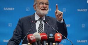Karamollaoğlu: 'Cumhurbaşkanı sorgulanmak istemiyor'