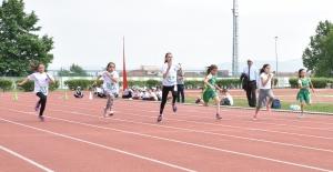 Küçük atletlerin büyük mücadelesi