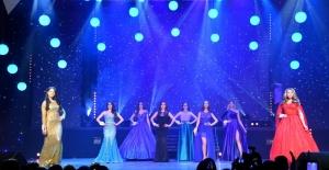 Sibirya'da güzeller Miss Çita 2019'da yarıştılar