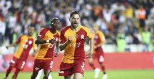 Türkiye Kupasında Galatasaray Şampiyon !.. Akhisarspor: 1 - Galatasaray: 3