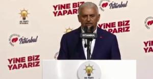 """Binali Yıldırım Açıkladı: """"Ekrem İmamoğlu'na başarılar dilerim!.."""""""