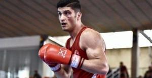 Boksörümüz Bayram Malkan 'Avrupa Oyunları'nda