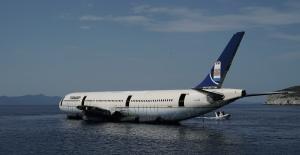 Dünyadaki en büyük batık uçak Saros Körfezi'nde