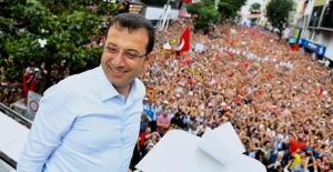 """Ekrem İmamoğlu: """"Tek çaresi yalan ve iftira olan parti seçimi kaybetmiş demektir!.."""""""