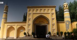 Sincan Uygur Özerk Bölgesi'nde camiler yıktırılıp yok ediliyor