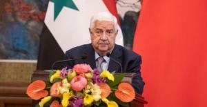 """Suriye Dışişleri Bakanı Muallim: """"Umarız ordumuzla Türk ordusu savaşmaz"""""""