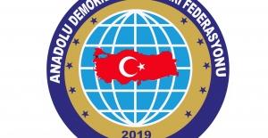 """ADFED Genel Başkanı Hüseyin Tatar: """"Demokratların tüten bacasıyız"""""""