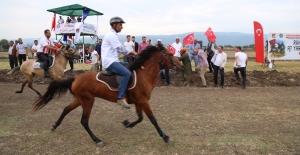 Rahvan atları '15 Temmuz' için yarıştı