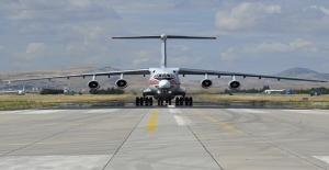 S-400 Savunma Sisteminin ilk grup nakliye işlemleri başladı