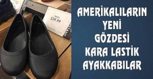 """Türkiye'de fakirlik göstergesi olan """"Kara Lastik"""" Amerika'da 40- Dolara rağbet görüyor"""