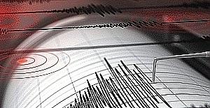 Denizli Çardak'ta 3,8 Şiddetinde Deprem!