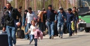 Kurban Bayramı'nda ülkelerine giden Suriyeliler geri dönüyor