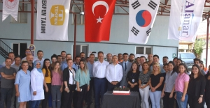 Türk Kirazı Uzakdoğu Seferine Devam Ediyor