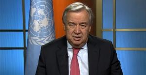 """BM Genel Sekreteri Guterres: """"Suriye Anayasa Komitesi kuruldu"""""""