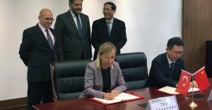 Çin Kalkınma Bankası'ndan TSKB'ye 200 Milyon ABD Doları Kredi