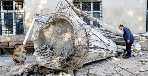 İstanbul'da depremin ardından hasarlı bina sayısı 473