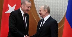 """Putin: """"G7 türü bir grupta Türkiye de olmalı"""""""