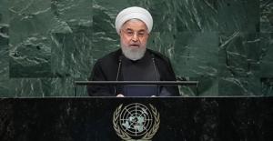 """Ruhani BM Zirvesinde konuştu: """"ABD, uluslararası korsanlık yapıyor!.."""""""