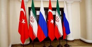 'Terörle mücadeledeki Ankara-Moskova-Tahran işbirliği diğer ülkelere örnek'