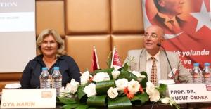 """TTYD Yönetim Kurulu Başkanı Oya Narin'den """"Turizmde Rehabilite"""" Önerisi"""