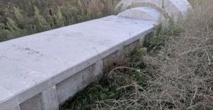 Yine bir tarih katliamı: 2 bin 300 yıllık mezara beton döktüler!