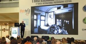9. Bursa Uluslararası Fotoğraf Festivali'ne büyük ilgi